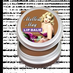 Glamourflage Mellow May Lip Balm  Chocolate flavour