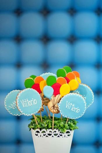 Hostess with the Mostess® - UP! First Birthday Party