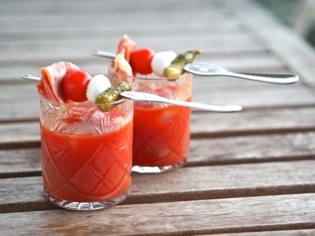 Wasabi Bloody Mary // Go 4 it vol. 2