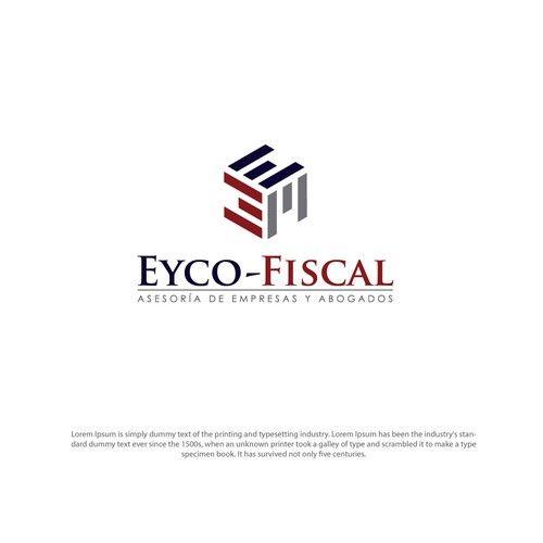 Crear logotipo para Asesor铆a de empresas y despacho juridico