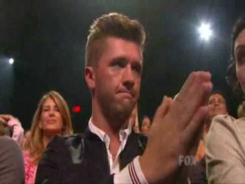 """A beautiful and touching contemporary dance """"Fix you"""", choreographed by Travis Wall and performed by Robert and all-star Allison."""