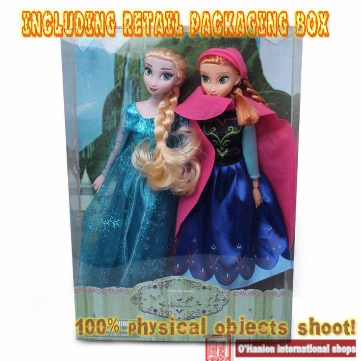 Купить товар2 шт./лот горячая распродажа принцесса 11.5 дюймов игрушки эльза и анна хорошая девочка подарки и игрушки куклы 12 совместное в категории Куклына AliExpress.             Праздник уведомления:                                     Уважаемый клиент, здравствуйте.