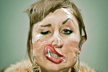 Community Post: Scotch Tape Portraits Are Hilariously Amazing; Great Youth Group Idea