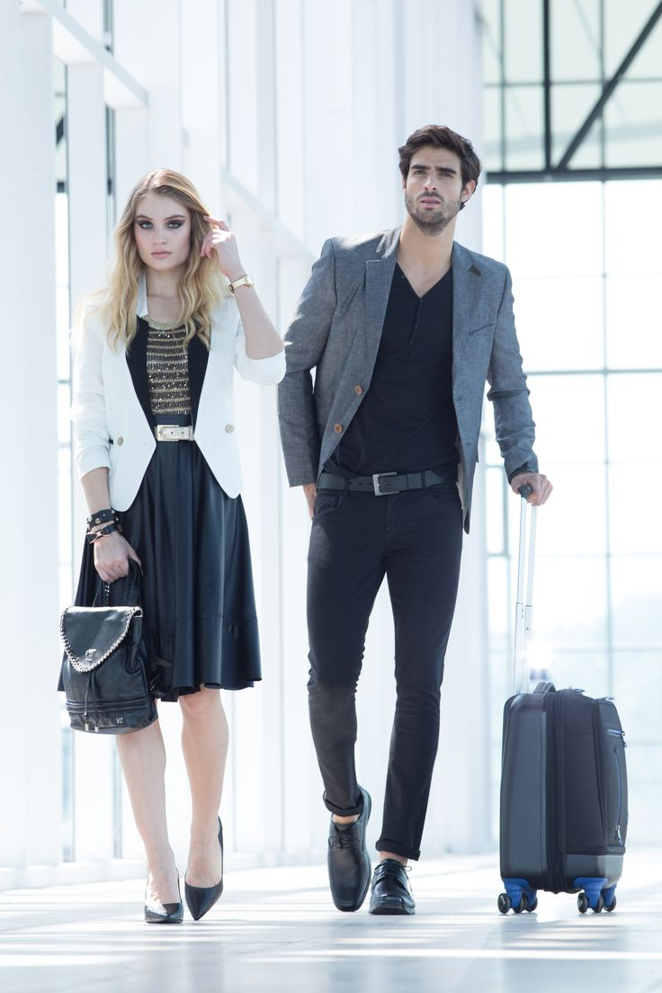 Vélez for Leather Lovers | Vélez Travel And Business Maleta Ref: 1011476 Morral Ref: 1012464