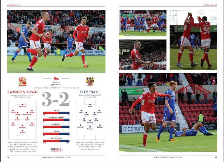 Media Tweets by Swindon Town FC (@Official_STFC) | Twitter