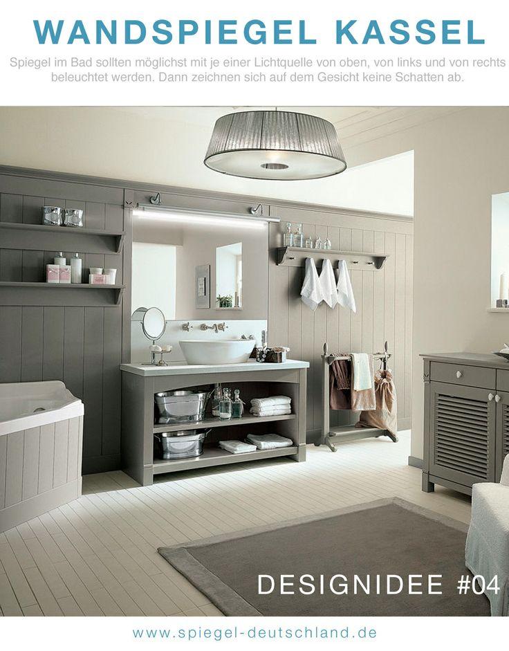 flurspiegel mit beleuchtung beste abbild der eabccbafafefbeafd grey white bathrooms bathroom vintage