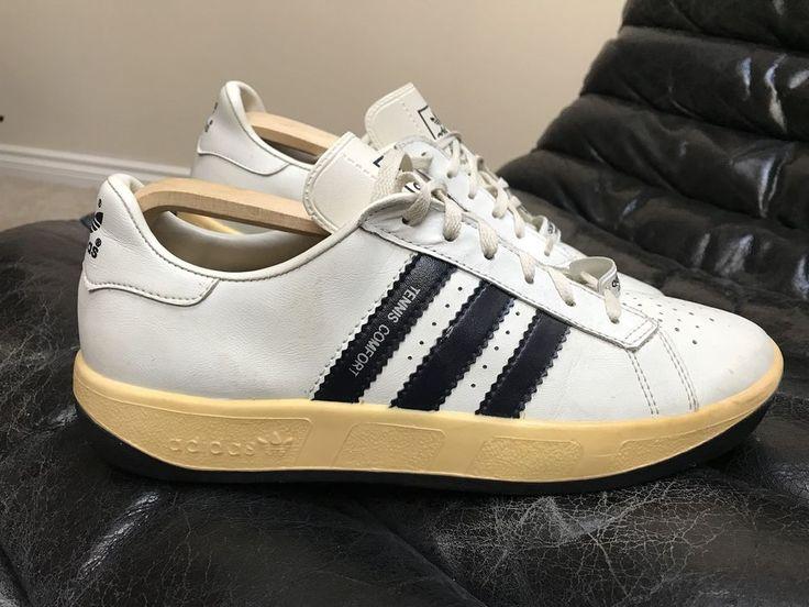 Adidas Tennis Comfort. Deadstock 90's Vintage Retro | eBay