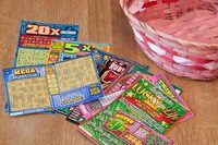 How to Make Your Own Scratch Off Tickets Using Silver Paint | eHow