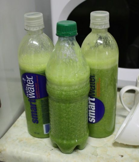 5-Day Juice Cleanse!! I am dying to try this!! The girl that did this said it was good and i know a couple of others that tried it as well and it did wonders! So i am going to try it.. :)