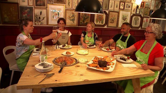 Radikal Regional - zibb Kochclub: Es gibt Roastbeef! | rbb Rundfunk Berlin-Brandenburg