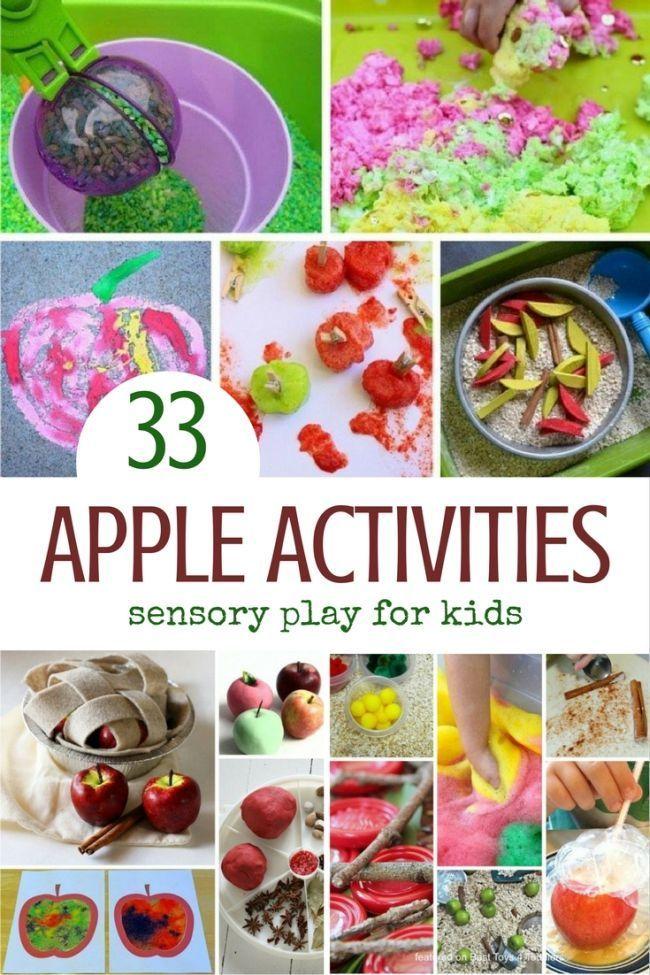 362 Best Preschool Apple Crafts Theme Activities Images