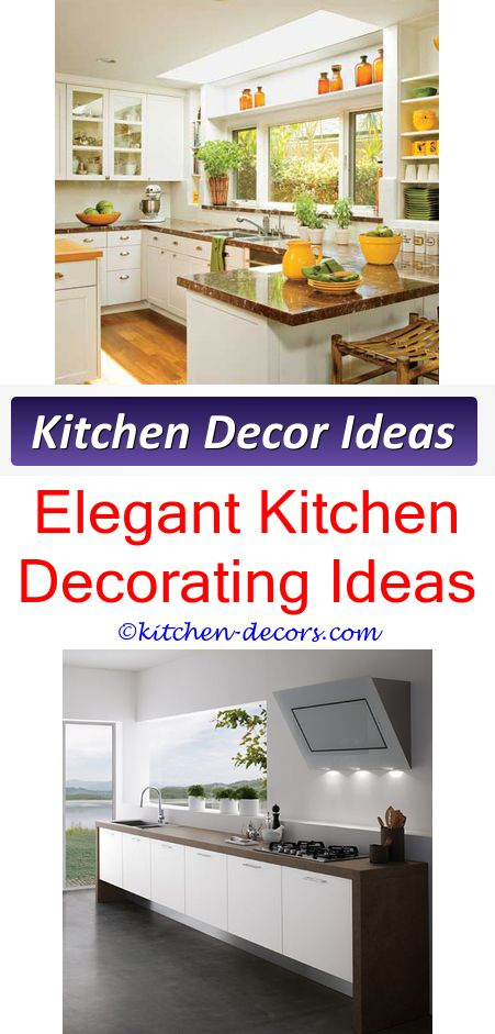 Blue Country Heart Pattern Kitchen Decor