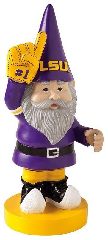 LSU - Louisiana State University #1 gnome