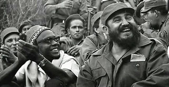 AMILCAR CABRAL: GREAT PAN-AFRICANIST INTELLECTUAL, ANTI-COLONIALIST, POLITICAL LEADER AND THE BEST PRESIDENT BOTH CAPE VERDE AND GUINEA BISSAU NEVER HAD with Cuba's great Fidel Castro