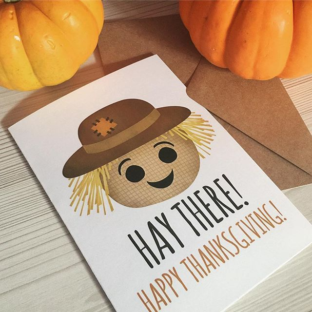 Autumn Puns, Thanksgiving Fonts And Halloween