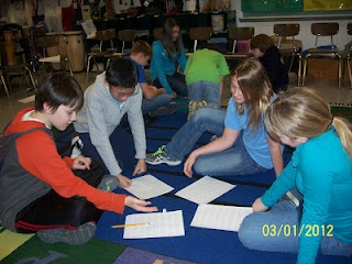 Mappin' the Music: Common Core Standards with a Musical Twist