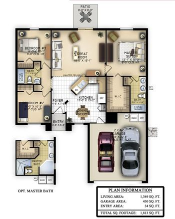 23 Best Images About Floor Plans On Pinterest Luxury