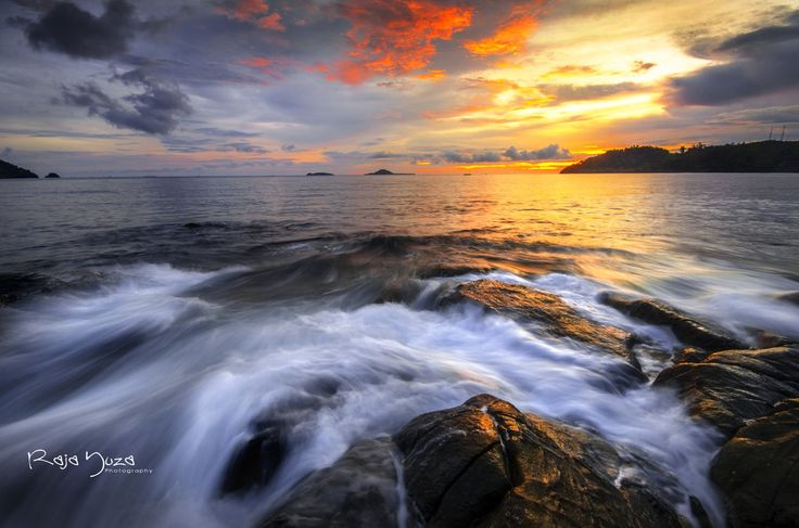 Fire Waves by raja yuza on 500px