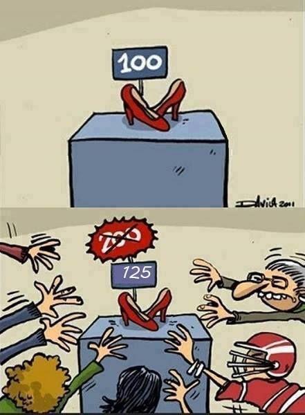 Marketing Strategy #Funny, #Marketing, #Shoes