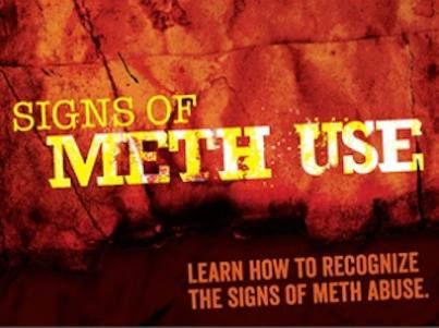 Meth use can cause severe damage to the body. Learning the signs of methamphetamine use will provide the opportunity to seek help before it's too late. #meth #addiction #drugs