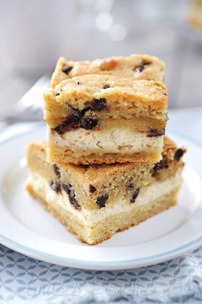 En avant pour 100% de gourmandise. Cette recette m'est venu un jour où ma fille dégustait des cookies maison avec un restant de cream-cheese (fait pour un carotte cake). Elle trouvait l'association trop top et elle avait raison. J'ai dans un 1er temps...