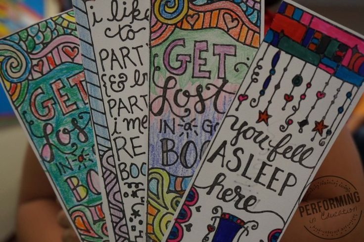 Use these strategies to show your students how to love reading! Cute bookmarks for students to color! See it here http://performingineducation.com/2015/11/how-i-turned-my-students-into-readers.html