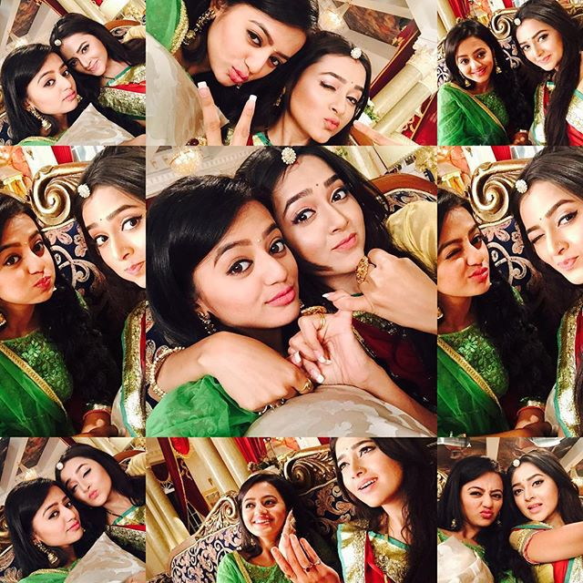 Swaragini sisters are back together