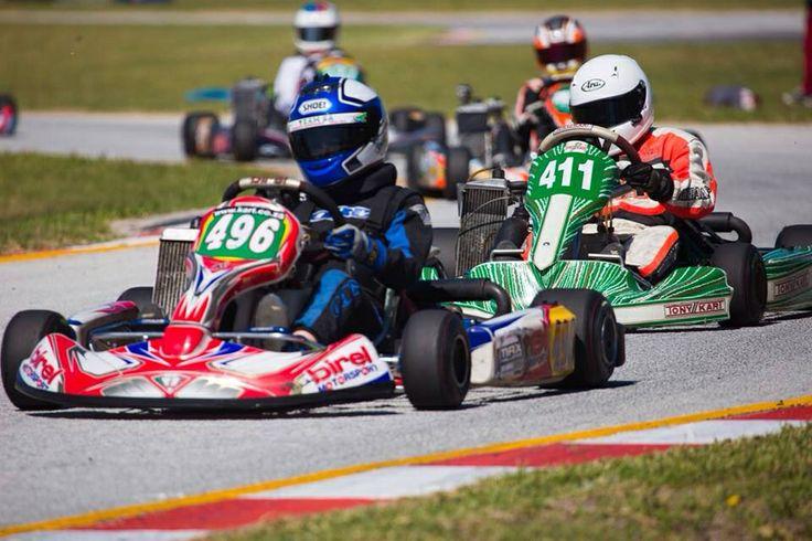 South African karting nationals in Port Elizabeth :) #motorsport #496