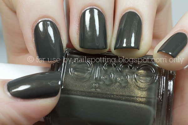 Essie - Armed and ReadyNails Mani Pedi, Grey Nails, Awesome Nails, Nails Colors, Essie Lkurt71, Feelings Fun, Colors Arm, Essie Arm, Ready