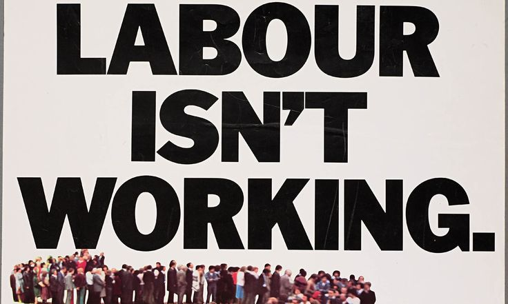 Conservative and Labour advertising strategies in recent elections - why did they use the posters (some now iconic) that they did? It seems that the best form of defence in this case is attack.
