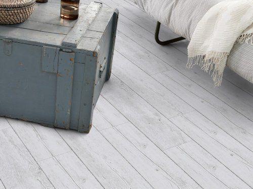 Gerflor Senso Rustic - White Pecan AS Vinyl-Laminat Fußbodenelag 0394 Vinylboden selbstklebend - Paket a 2.2 m²