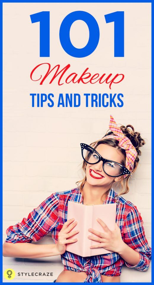 50 Essential Face Makeup Tips And Tricks For Stylecraze