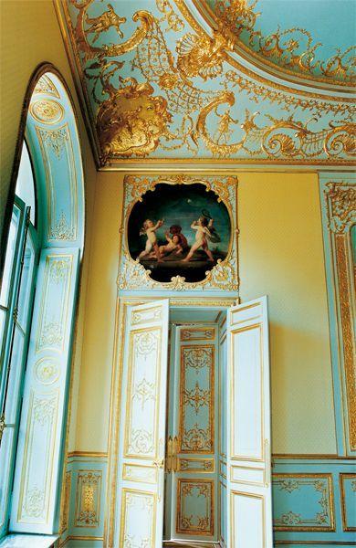 =Hotel de Lassay, Assemblée Nationale, Paris