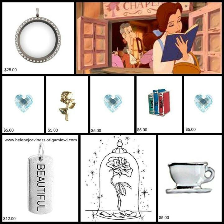 Origami Owl Living Lockets tell a story