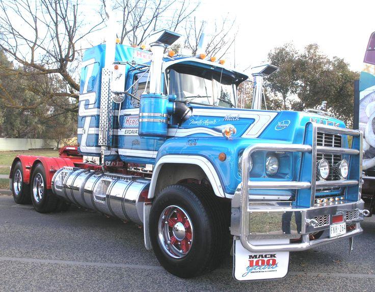 82 Best Images About Australian Trucks On Pinterest