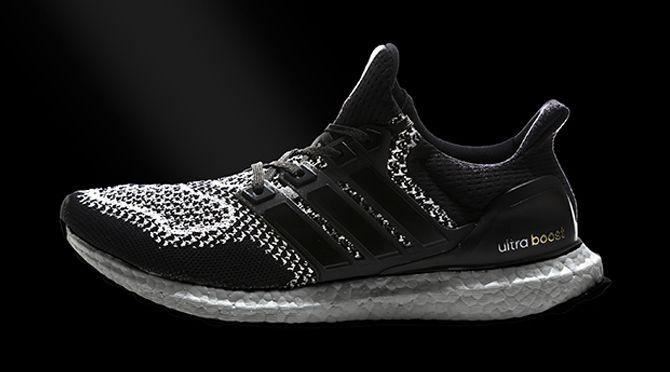 Adidas Ultra Boost Primeknit Black
