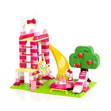 mega bloks disney princess castle instructions