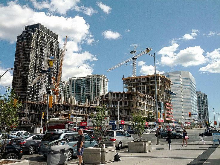 Hullmark Condo Development in Toronto