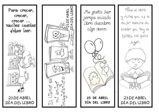 Menta Más Chocolate - RECURSOS y ACTIVIDADES PARA EDUCACIÓN INFANTIL: DÍA DEL LIBRO