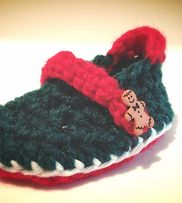DIDI Handmade Couture, handmade shoes for babies made by a new mom. | Products-Productos  www.didihandmade.com