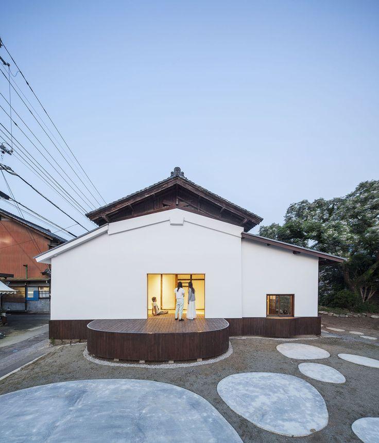 Gallery of Conversion of a Sake Warehouse / Jorge Almazán + Keio University…