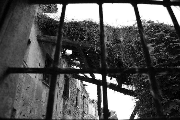 Campagna di Verolavecchia, casa abbandonata