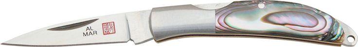 Al Mar Osprey Abalone AM100AB Keyring Attachment AM1001AB - $132.95 #Knives #AlMar