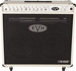 L.A. Music Canada EVH 5150III 2x12 50W Tube Guitar Combo Amplifier Ivory 2254000410