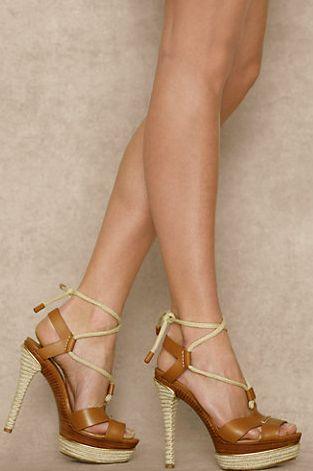 Strappy sandals by Ralph Lauren                                                                                                                                                      Más                                                                                                                                                                                 Más