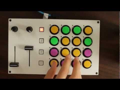 How To Practice Finger Drumming and Controllerism with Mad Zach - YouTube