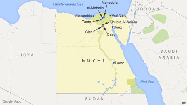 Perwira tinggi militer Mesir tewas ditembak militan Islam