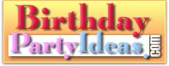 Birthday Party Ideas - This page has EVERYTHIN.  Animal Rescue Party....Batman, Bowling, Casino, Scavenger hunts...Super Heros, Horses, RETIREMENT....everything.