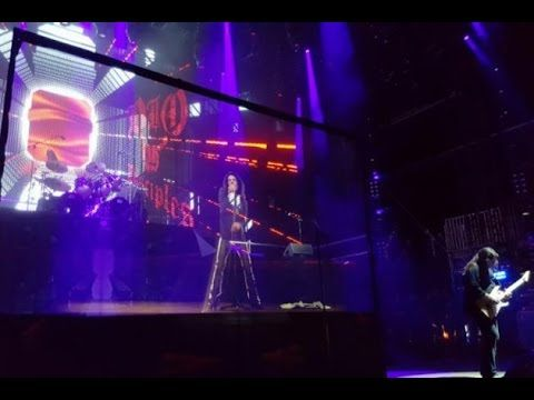 - Ronnie James Dio hologram -  Wacken Open Air 2016
