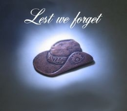 Slouch Hat proudly worn by Australian soldiers (Diggers) bearing the Rising Sun emblem!